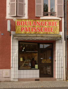 boulangerie patisserie Blanc Dominique in le Bruiel sur Couze