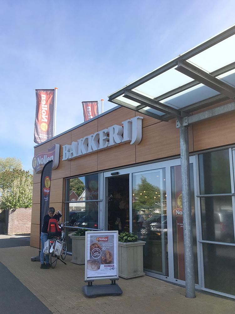 Bakkerij Nollen in Nijverdal