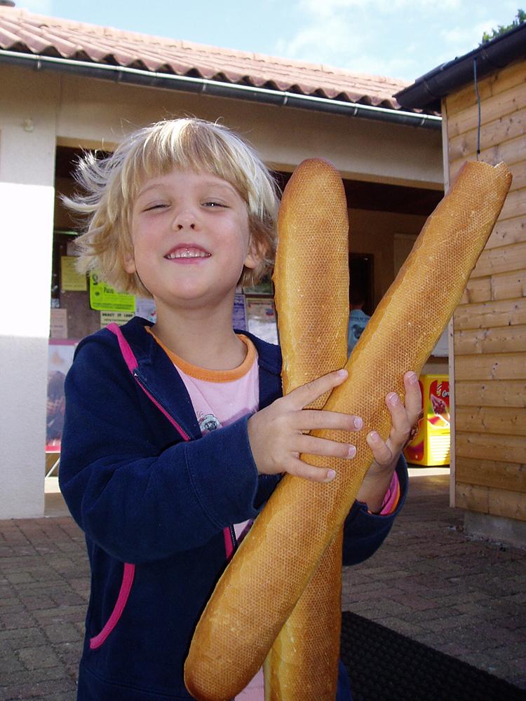 stokbrood halen in arnay le duc