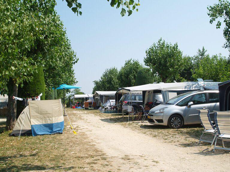 eurocamping Pacengo aan het Gardameer