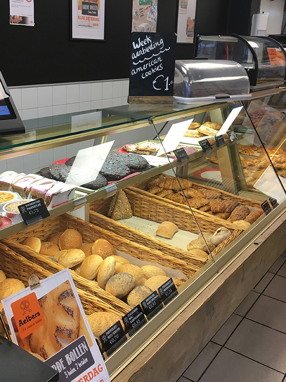 bakker aelbers - Vianen - winkel binnen