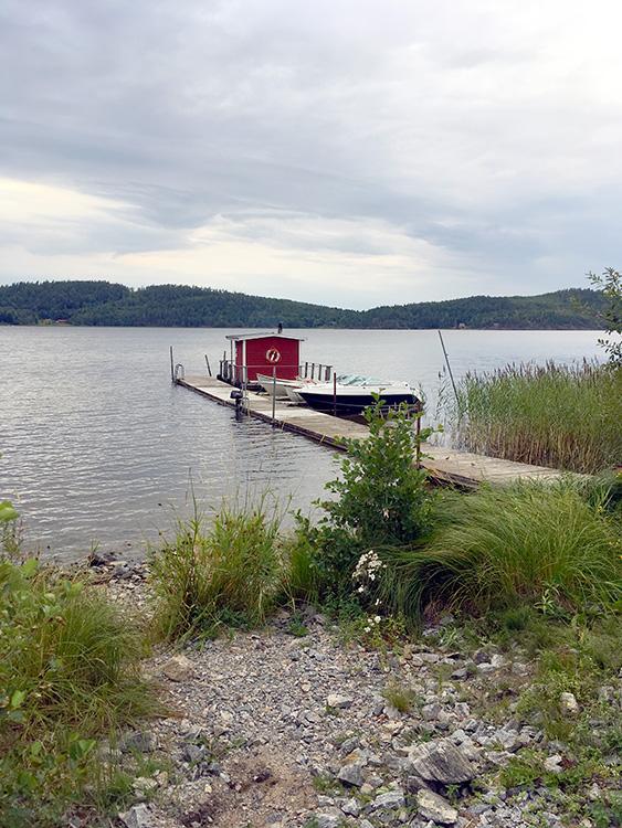 Camping Lövekulle Alingsås sauna