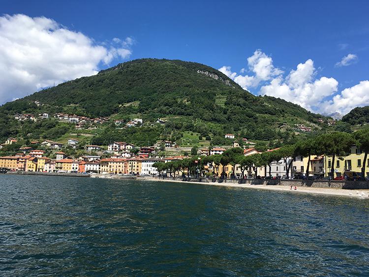Domaso Italië