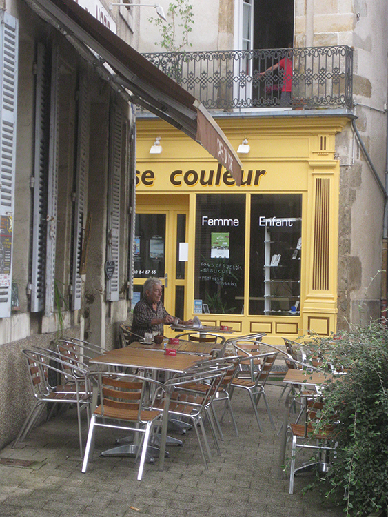 centrum Arnay le Duc