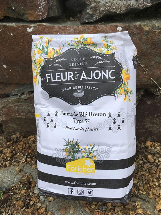 farine de blé breton uit plestin les greves