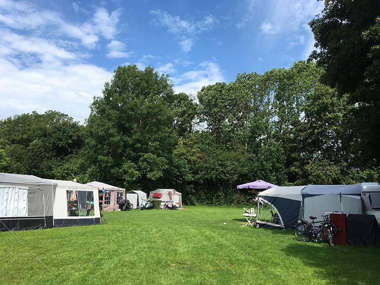 kampeerveld camping Everstein