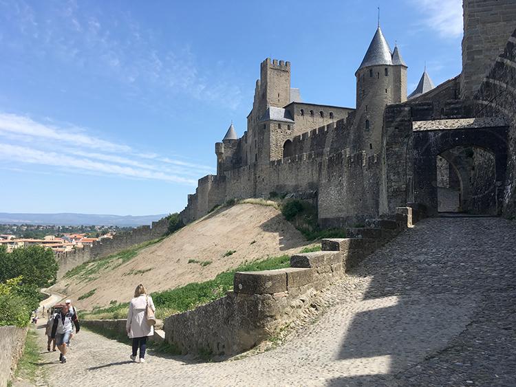 kasteel Carcassonne