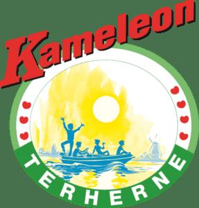 logo kameleon terherne