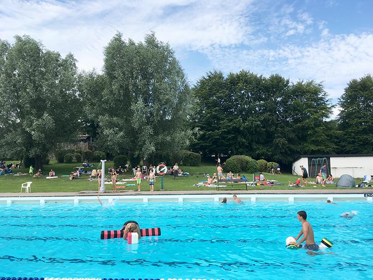camping in zweden met zwembad