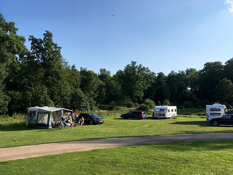 camping in zweden