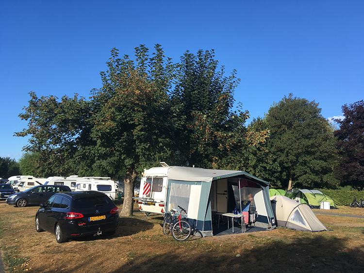 camping Kaserstuhl kampeerplek