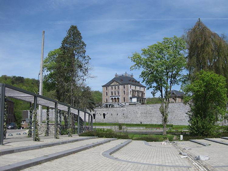 centrum van Bomal