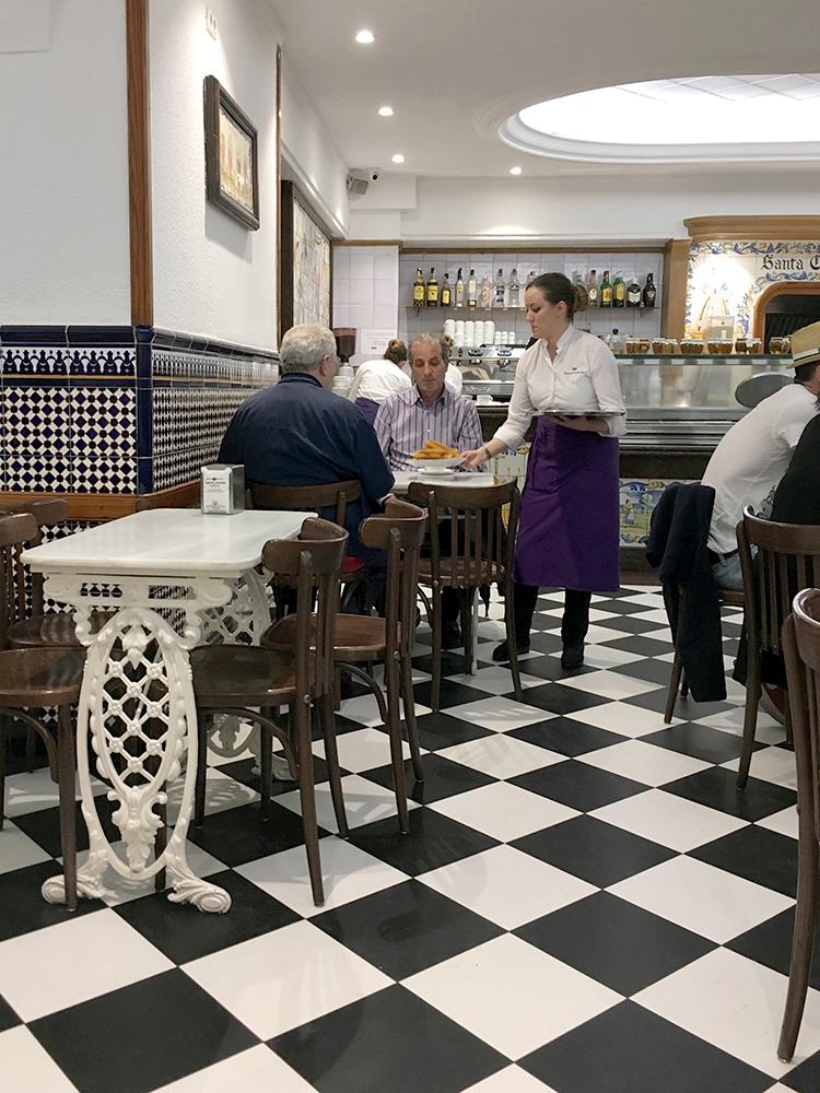 horchata in valencia