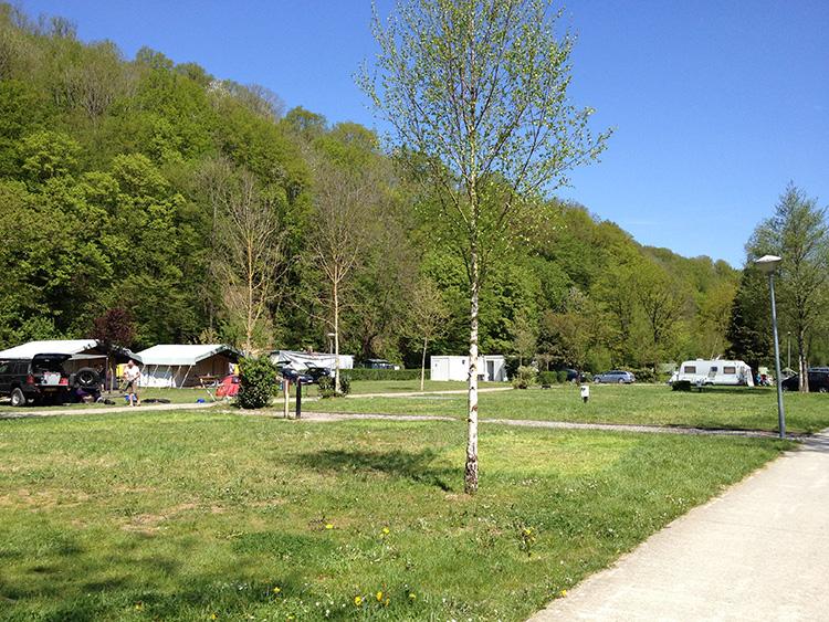 overzicht camping outdoor camping barvaux