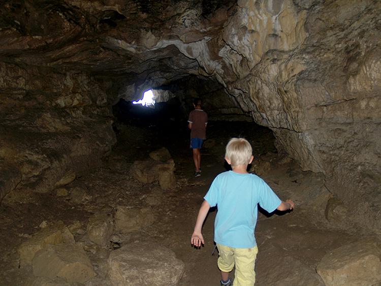 la grotte de mandrin