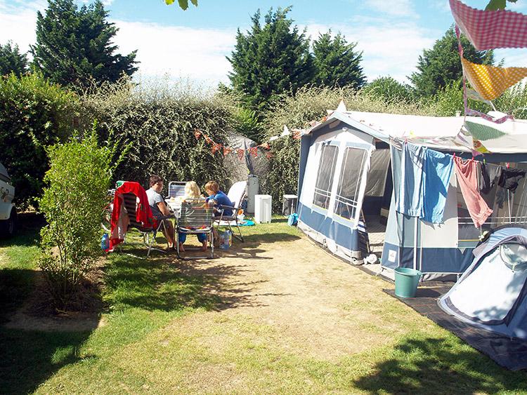 Camping Sandaya Côte de Nacre