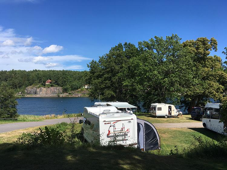 Grännäs camping valdemarsvik