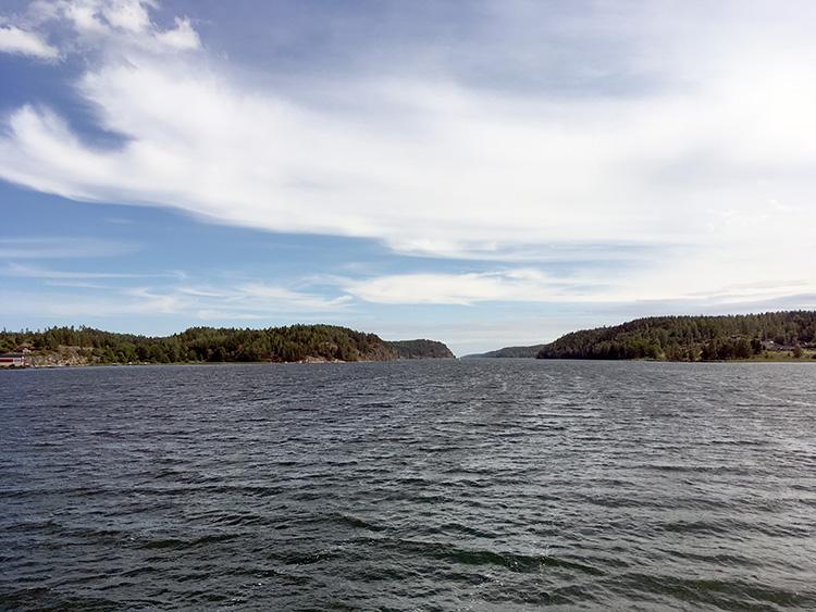 Grännäs camping valdemarsvik en fjord