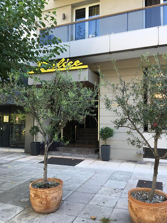 hotel delice in athene griekenland