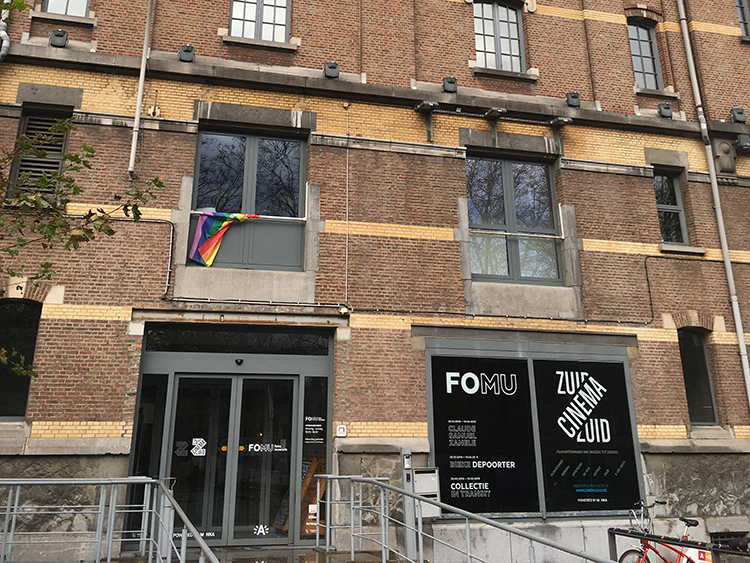FOMU - Fotomuseum Antwerpen