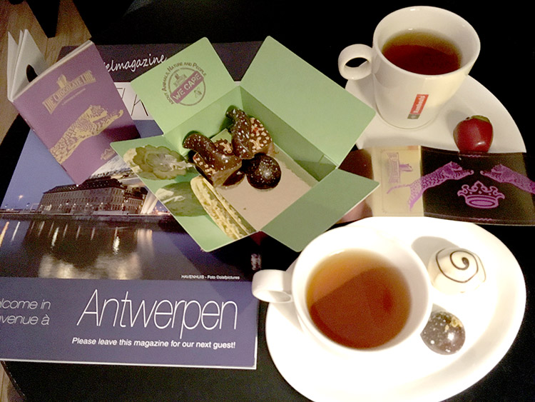 The Chocolate Line Antwerpen