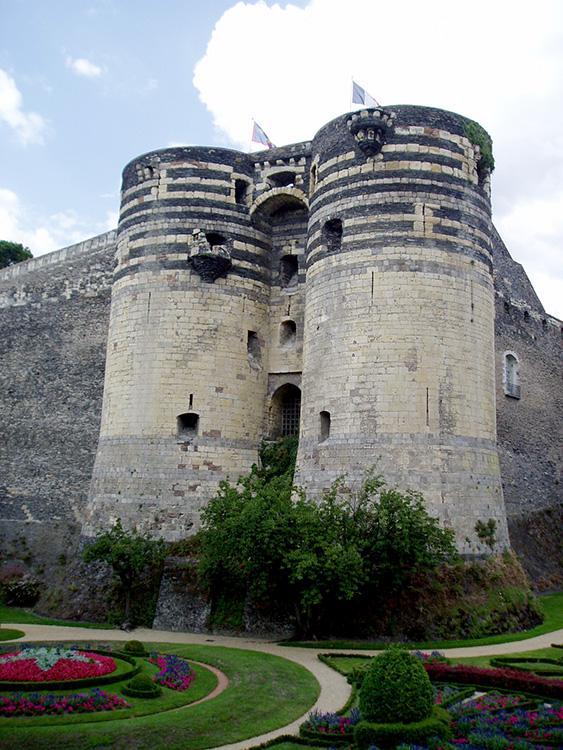 angers kasteel
