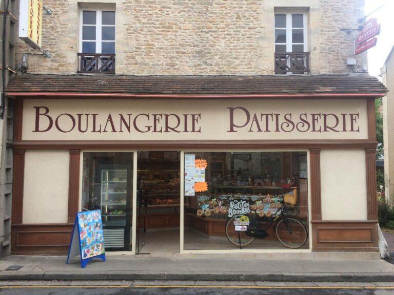 Boulangerie Scelles saint aubin sur mer