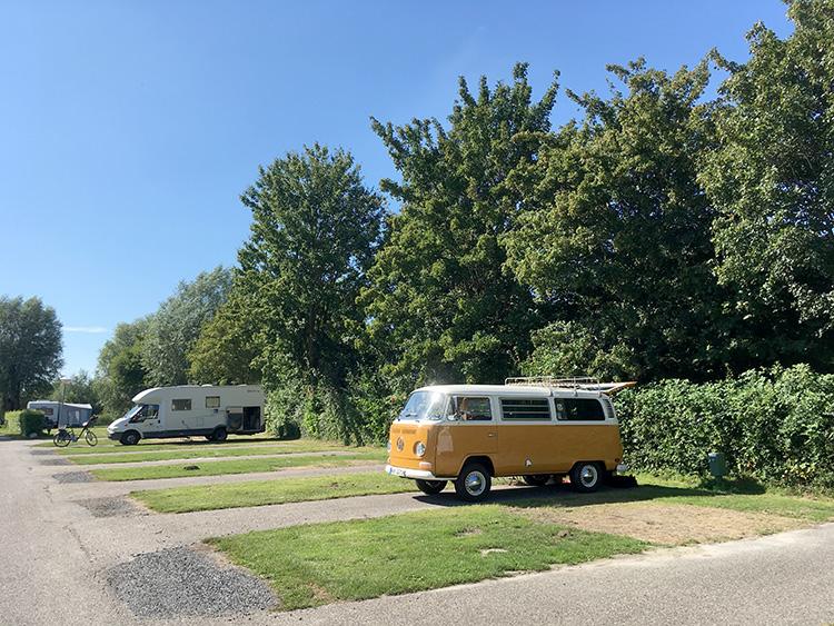 camperplekken camping molengroet noord-scharwoude