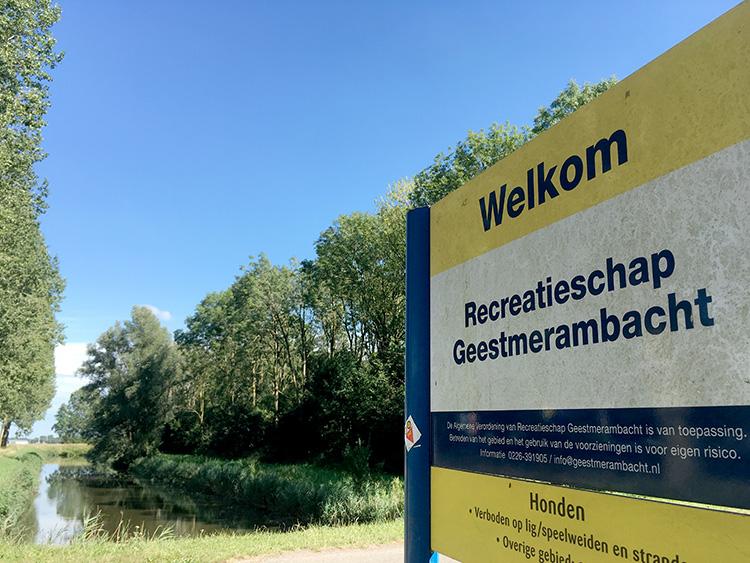 ingang Geestmerambacht