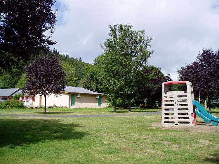 kamperen op Sunêlia La Ribeyre