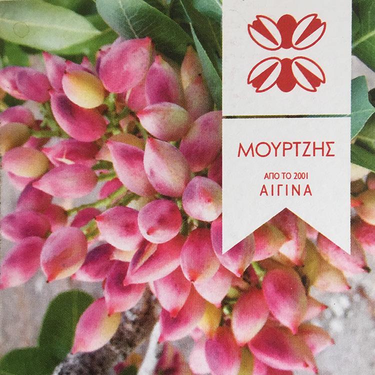 visitekaartje Mourtzis Aegina