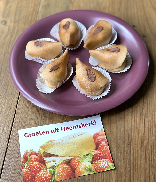 ezelsoren van wim koelman brood banket bonbons groeten uit heemskerk