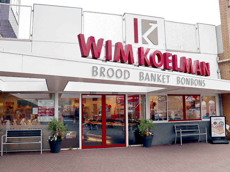 wim koelman brood banket bonbons in heemskerk noord-holland