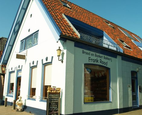 Bakkerij Frank Rood, Oudkarspel, Nederland