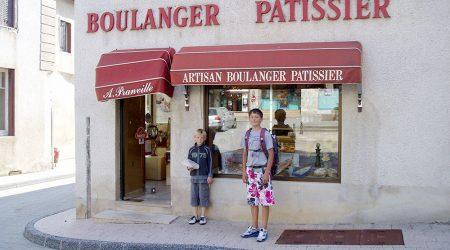 Artisan Boulanger Patissier in Arnay le Duc