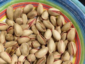 gezouten pistachenootjes van Mourtzis