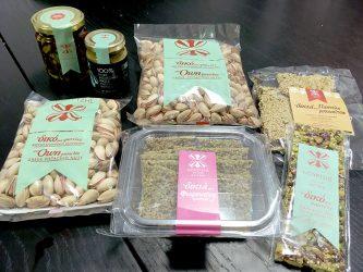 pistache producten van mourtzis aegina